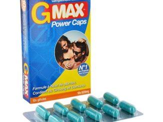 acheter gmax power caps