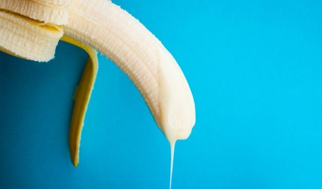 le goût du sperme