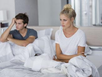 Les causes d'une absence de désir sexuel
