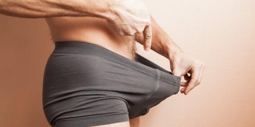 Comment redresser un sexe tordu ?