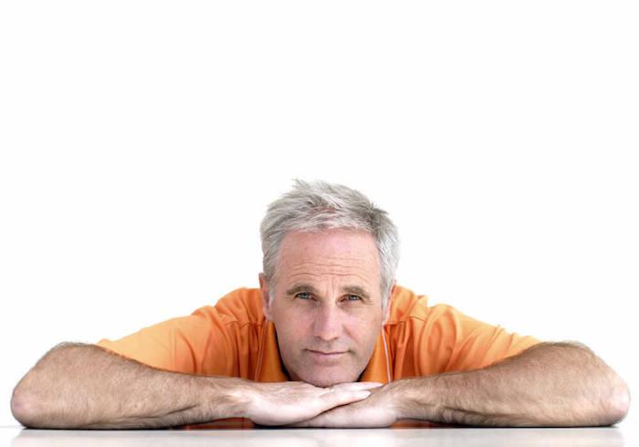Comment se manifeste l'andropause : âge des patients.